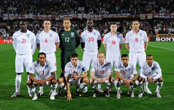Футбол сборной англий