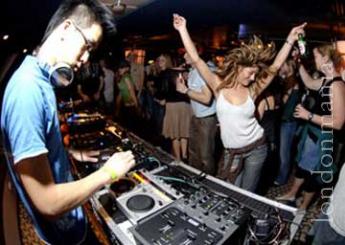 как двигаться в ночных клубах